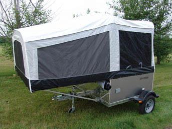 mini tente roulotte quicksilver mod le 5 0. Black Bedroom Furniture Sets. Home Design Ideas